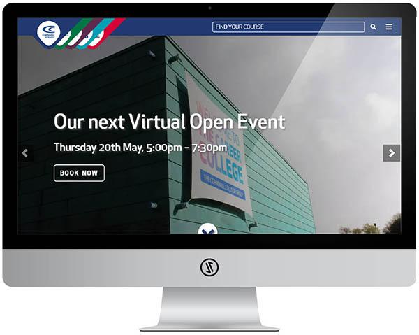 Cornwall College Website