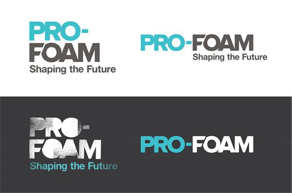 Pro Foam Logo Range