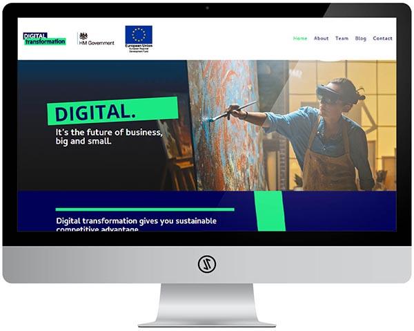 Digital Transformation Website